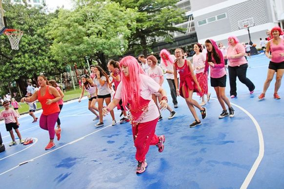 2015 Pinktober at NIST 01