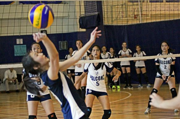 2015 Super SEASAC Volleyball & Football Tournaments at NIST 7