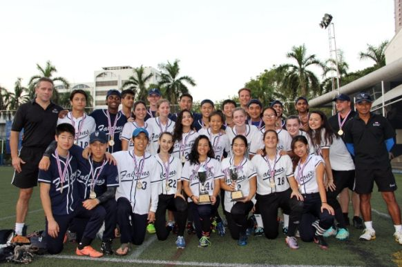 NIST Falcon Friendship Softball Tournament Champions