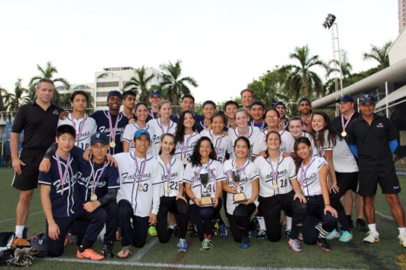 NIST Falcon Friendship Softball Tournament Champions