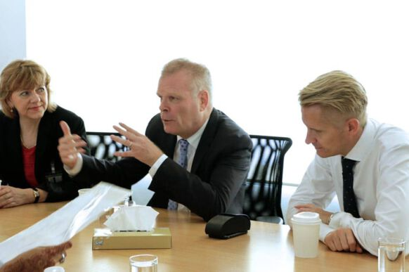 NIST & Danes Worldwide Sign Memorandum of Understanding 1