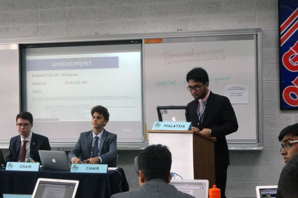 2016 IASAS Model United Nations 4