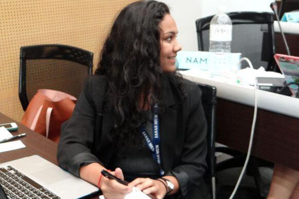 2016 IASAS Model United Nations 5