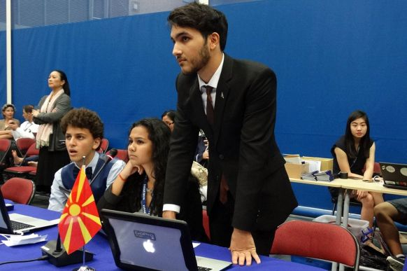 2016 IASAS Model United Nations 6