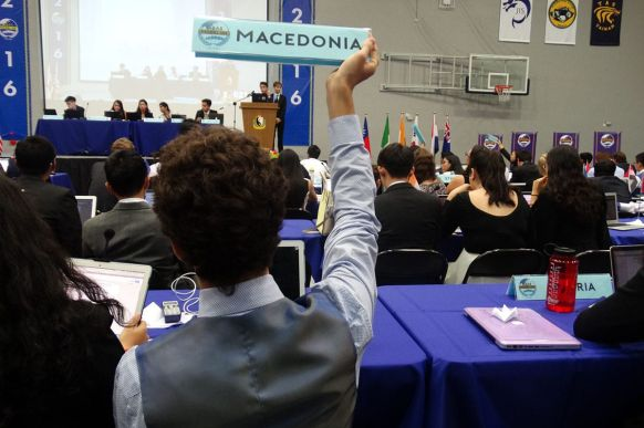2016 IASAS Model United Nations 7