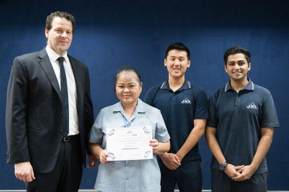 NIST 2017 Microcredit Bank Scholarship Recipients 01