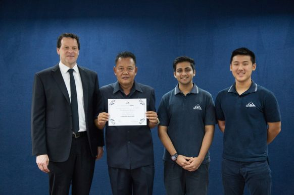 NIST 2017 Microcredit Bank Scholarship Recipients 013