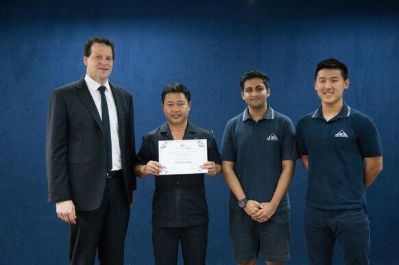 NIST 2017 Microcredit Bank Scholarship Recipients 014