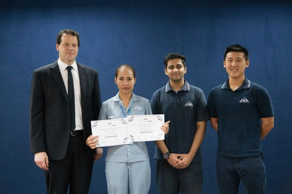 NIST 2017 Microcredit Bank Scholarship Recipients 016
