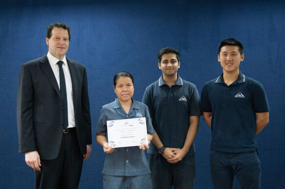NIST 2017 Microcredit Bank Scholarship Recipients 018