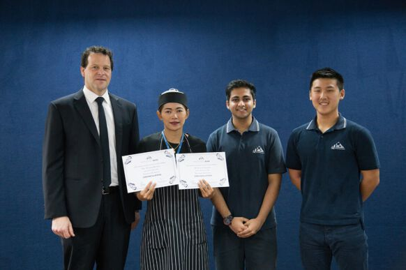 NIST 2017 Microcredit Bank Scholarship Recipients 019