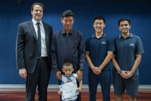 NIST 2017 Microcredit Bank Scholarship Recipients 02