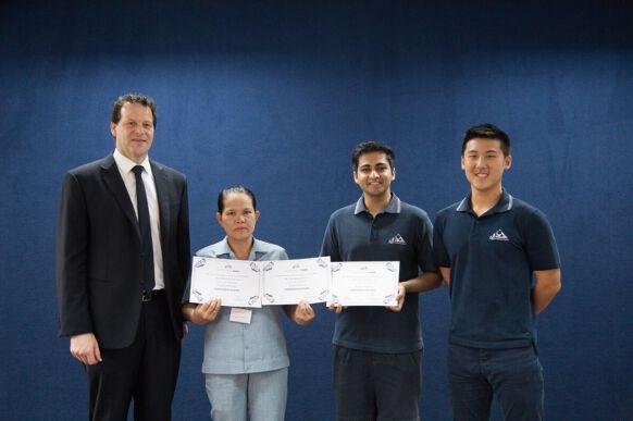 NIST 2017 Microcredit Bank Scholarship Recipients 020