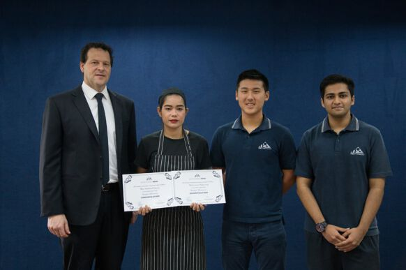 NIST 2017 Microcredit Bank Scholarship Recipients 021