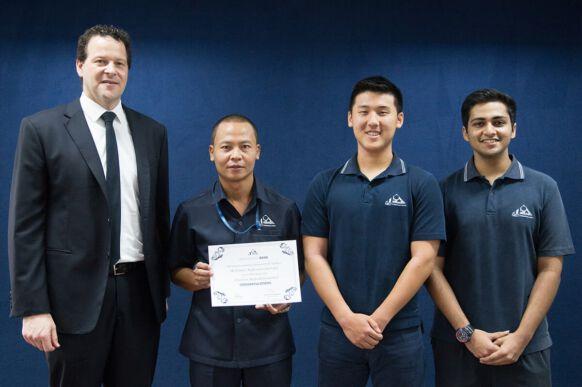 NIST 2017 Microcredit Bank Scholarship Recipients 03