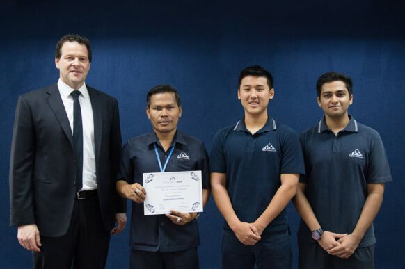 NIST 2017 Microcredit Bank Scholarship Recipients 04
