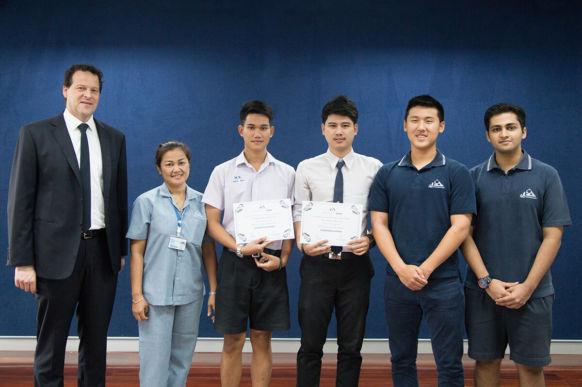 NIST 2017 Microcredit Bank Scholarship Recipients 05