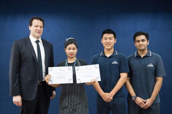 NIST 2017 Microcredit Bank Scholarship Recipients 06