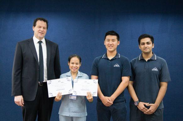 NIST 2017 Microcredit Bank Scholarship Recipients 07