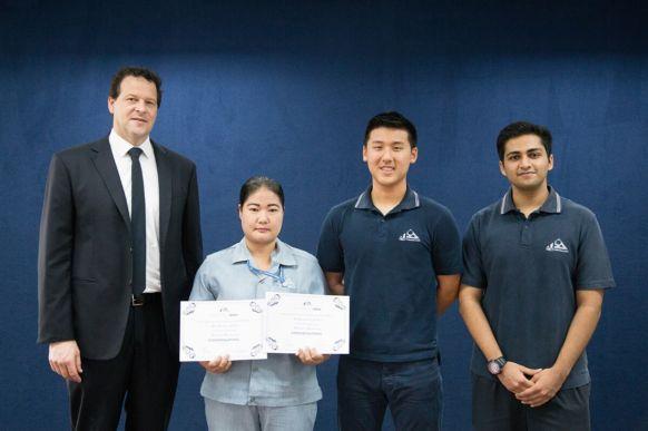 NIST 2017 Microcredit Bank Scholarship Recipients 08