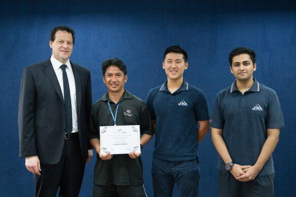 NIST 2017 Microcredit Bank Scholarship Recipients 09