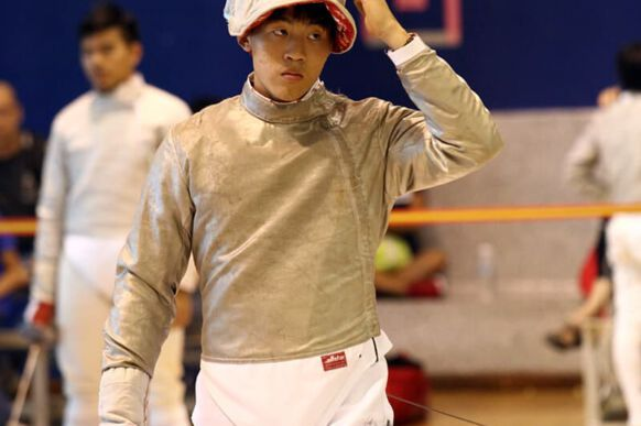 NIST - Ping Ping at Falcons Young Fencer Invitational