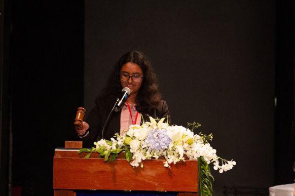 2018 Bangkok Model United Nations Conference at NIST 10
