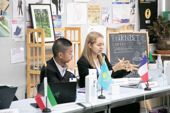 2018 Bangkok Model United Nations Conference at NIST 5