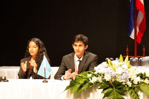 2018 Bangkok Model United Nations Conference at NIST 8